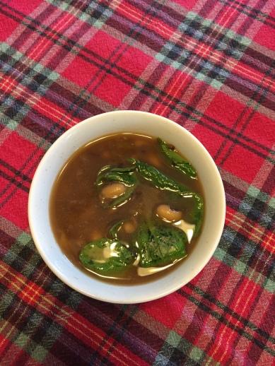 Bean Soup!